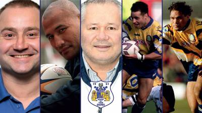 Hall's best overseas XIII